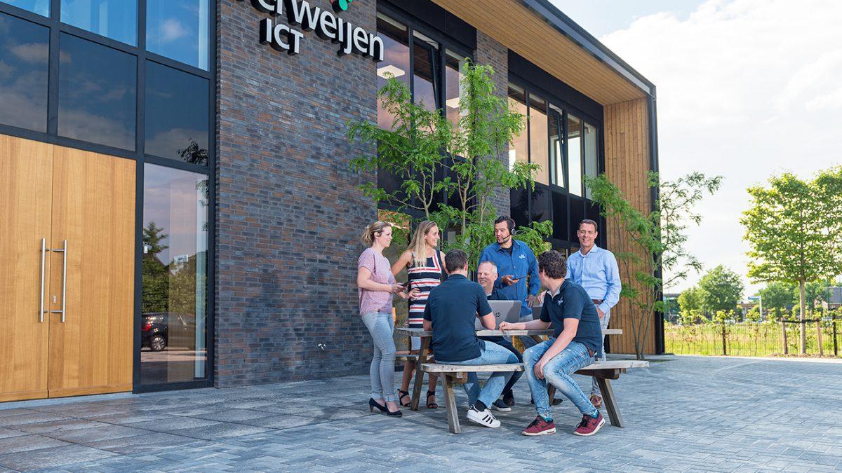 Verheijen ICT team voor nieuw pand Mill