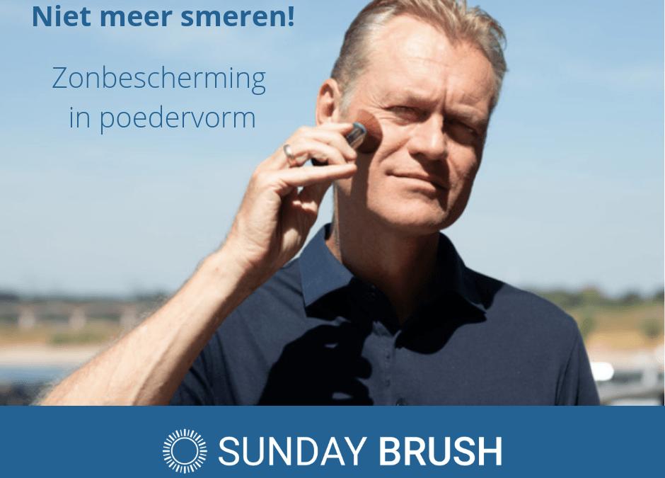 Sunday Brush zonbescherming in poedervorm