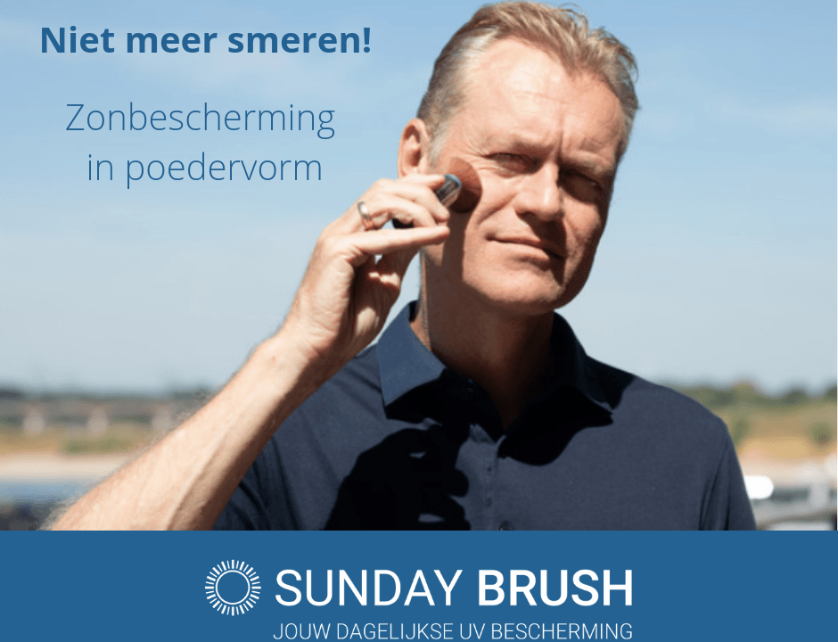 Sunday Brush zonbescherming in poedervorm