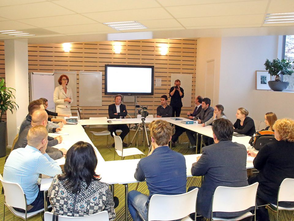 Samen onderwijs maken met het regionale bedrijfsleven