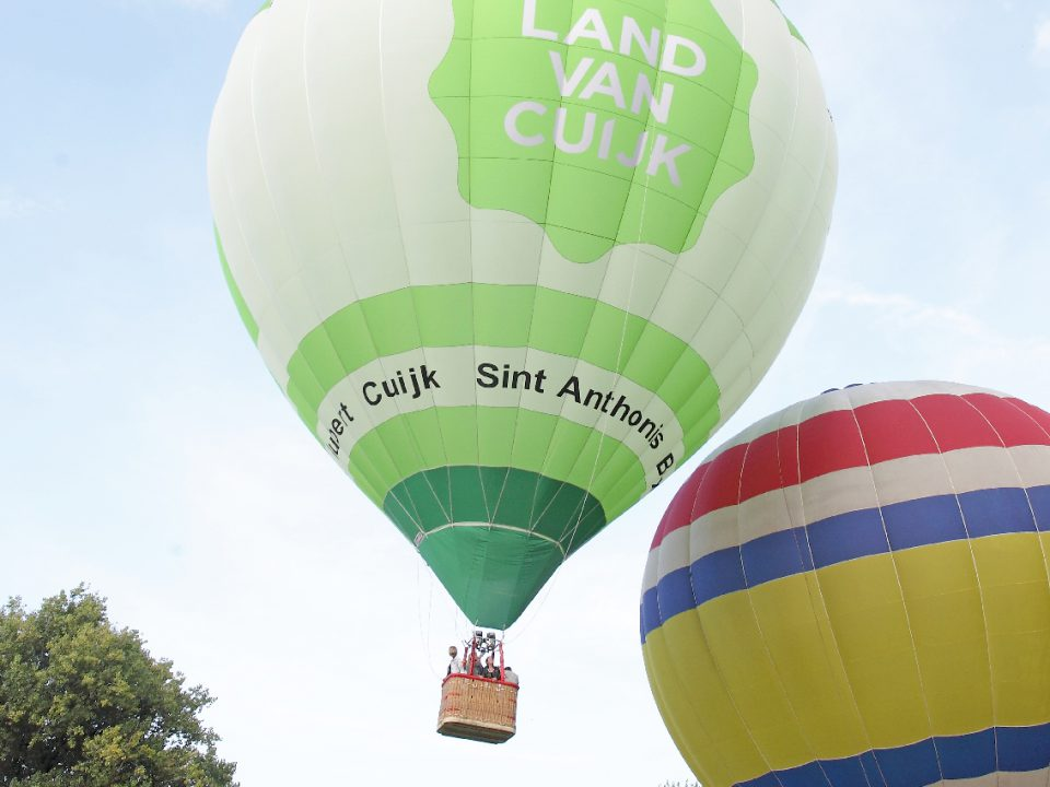 InZaken 10 - Ballon Land van Cuijk - ©Berry_Poelen