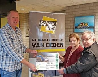 Schadenet Van Eeden - ©BerryPoelen