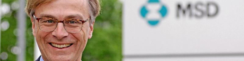 InZaken - Henk Nugteren - algemeen directeur MSD Animal Health Nederland - ©Berry_Poelen