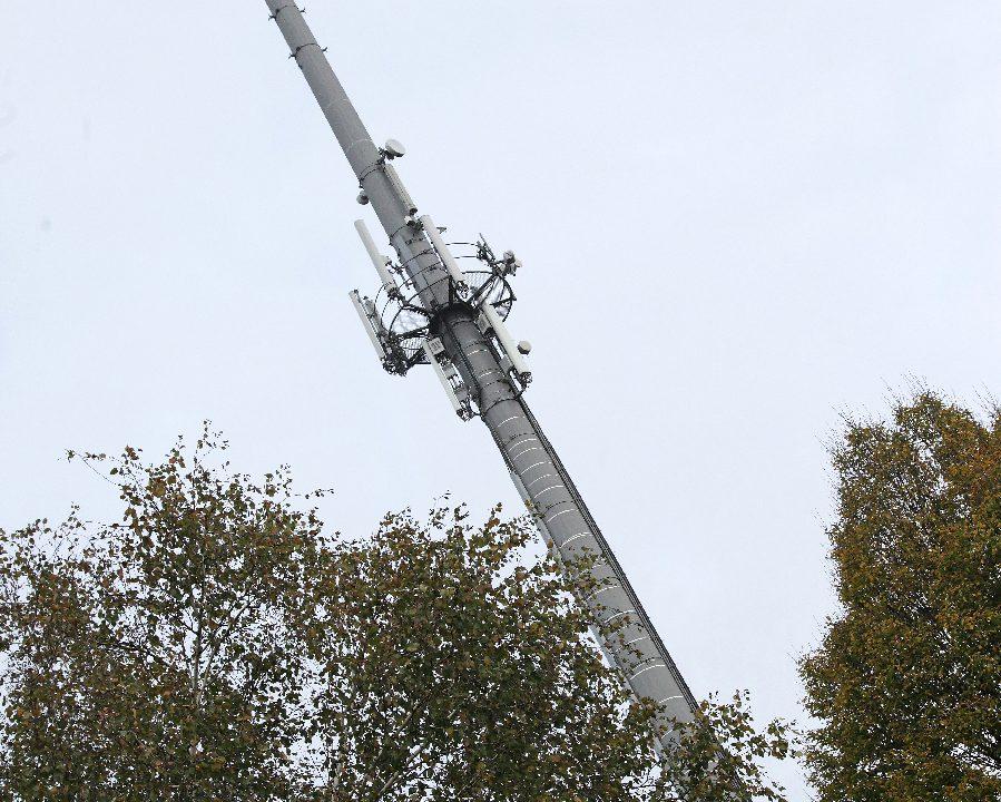 InZaken 10 - Mast Wilbertoord - ©BerryPoelen.