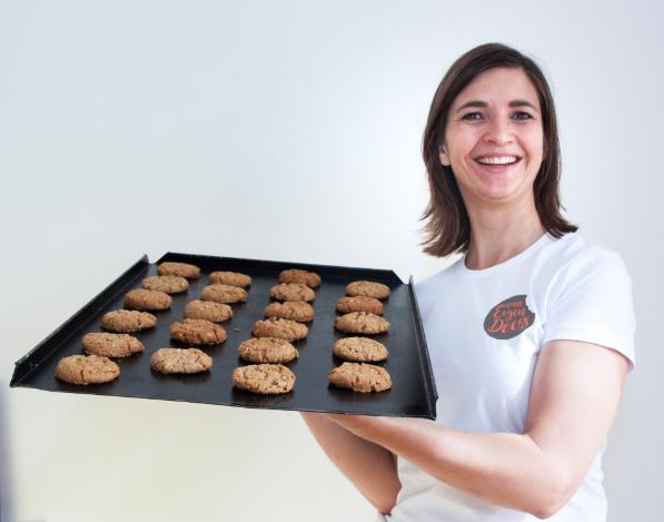 Marijntje van Benthum Van Eigen Deeg koekjes bij Jumbo
