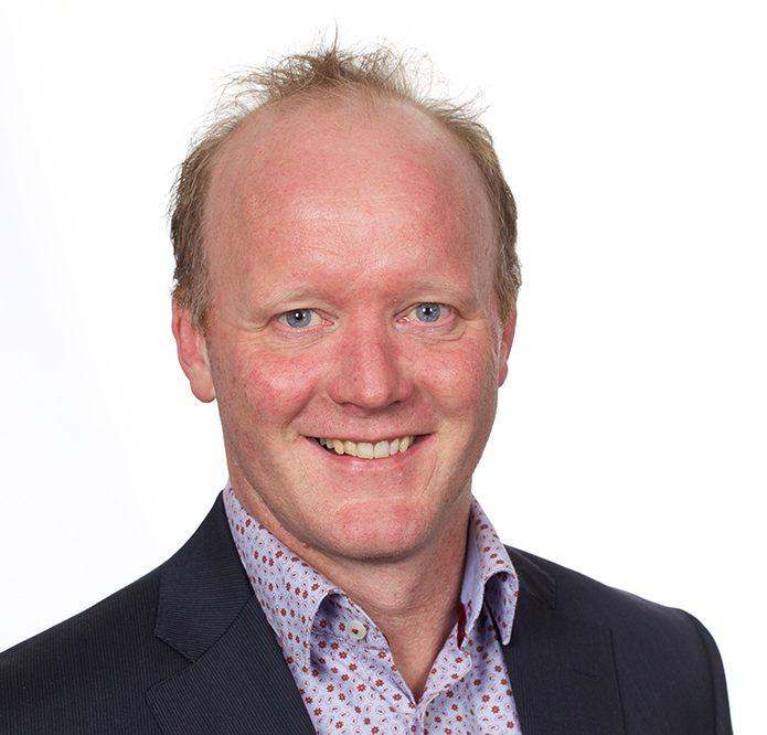Nico Merkx Manager bedrijfsdiensten IBN Facilitair