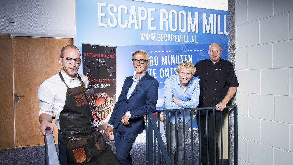 Escape rooms City Resort Mill