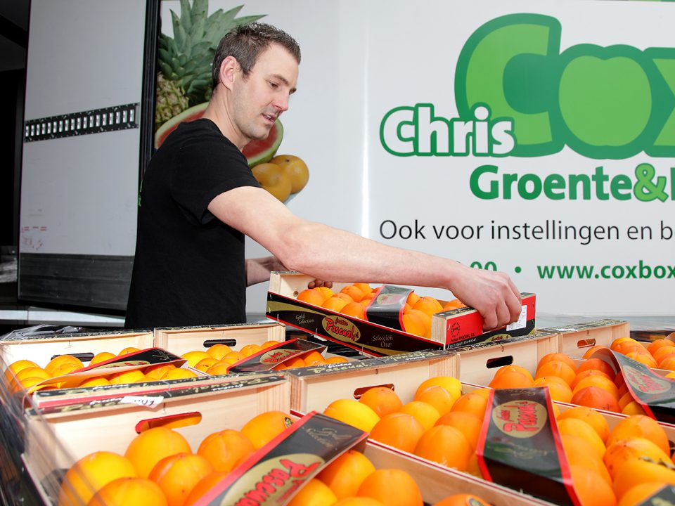 Jamie Cox Groente Fruit Sinaasappelen