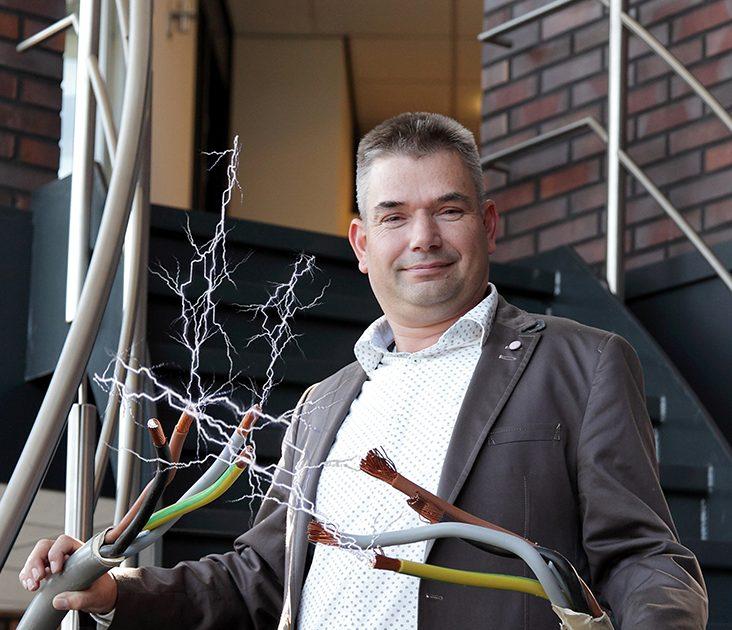 Lamfred van Lanen was in 2015 genomineerd voor de Ondernemersprijs