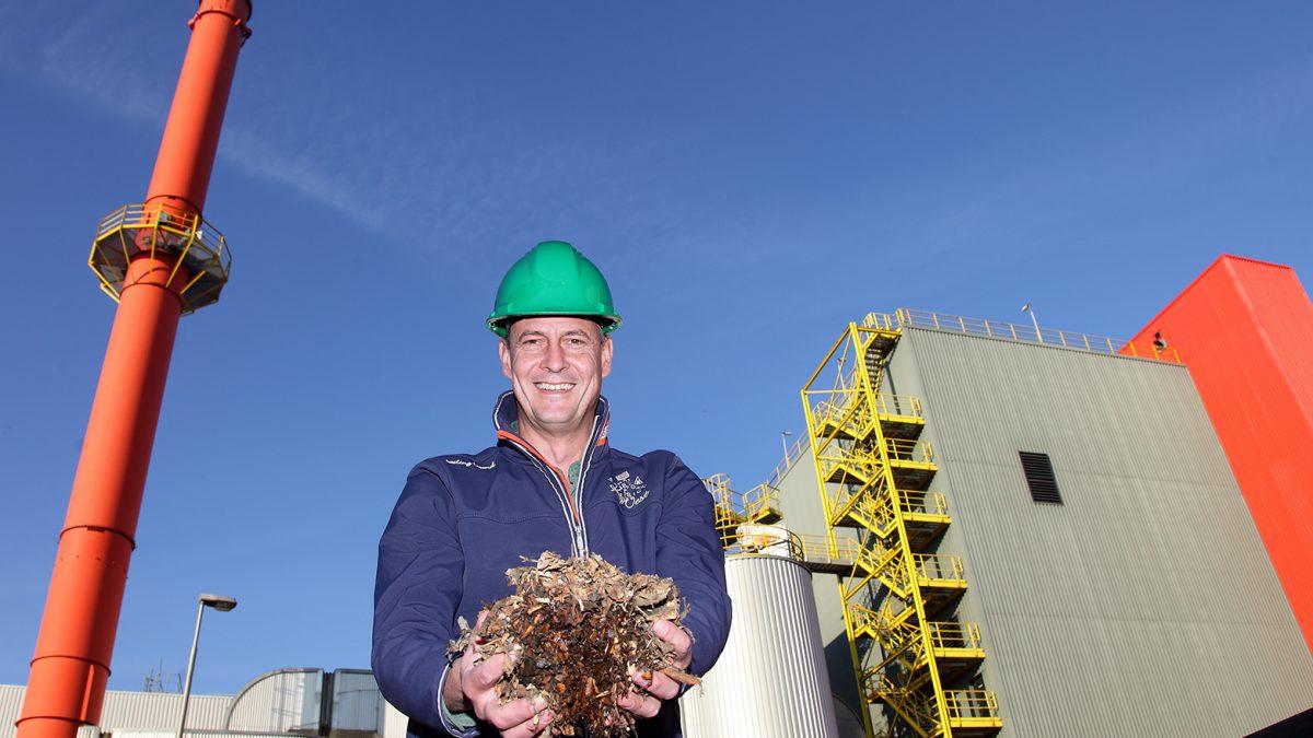 Bio energie centrale Cuijk